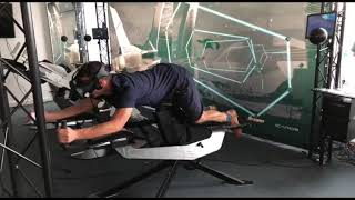 Обзор виртуальной активности полётов от HOLIDAY RENT