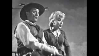 Joan Savage & Ken Morris - The Deadwood Stage (Whip-Crack-Away!)