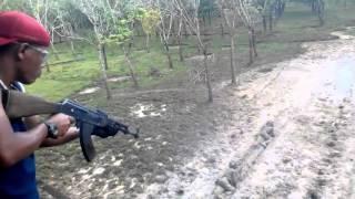 Edan...!!! Tentara Nasional Indonesia ditembaki...!!!