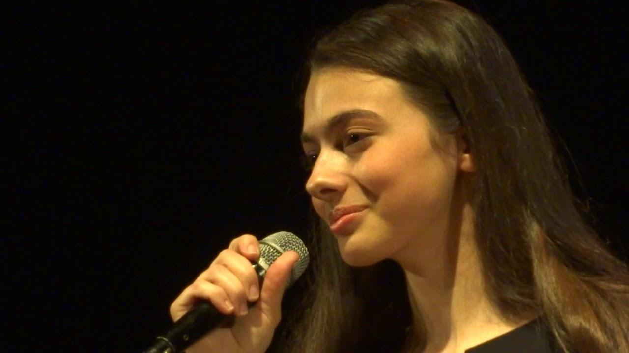 Laura Bretan - ''Dear Father'' (LIVE) / Eurovision Romania ...  |Laura Bretan