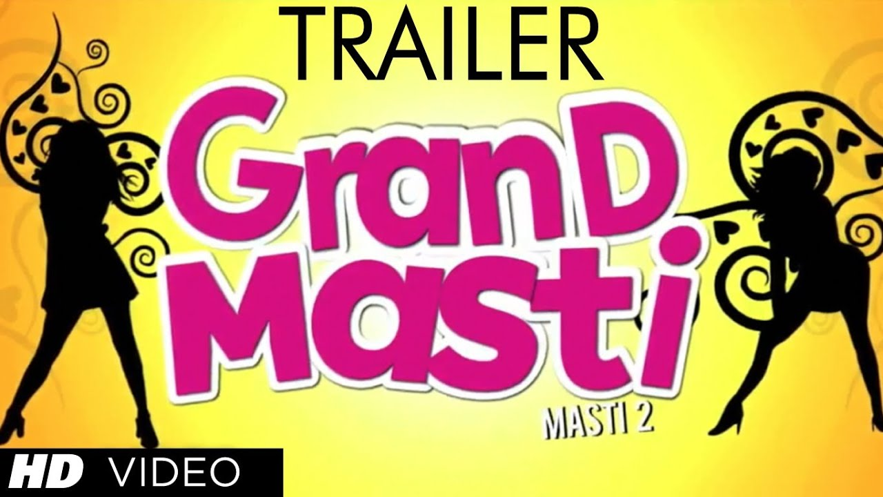 Great Grand Masti   Official Trailer 720p HD Download ...
