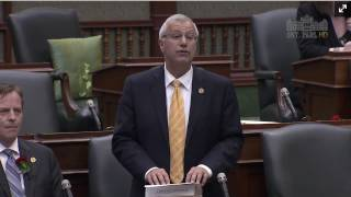 MPP Fedeli Addresses Proper Moose Tag Allotments