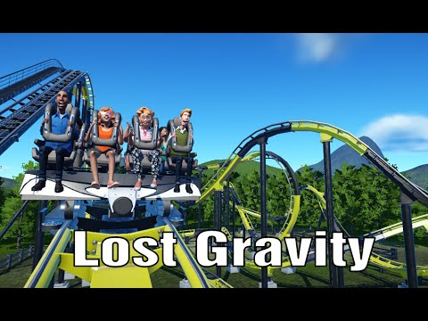 Planet Coaster - Lost Gravity Walibi Holland