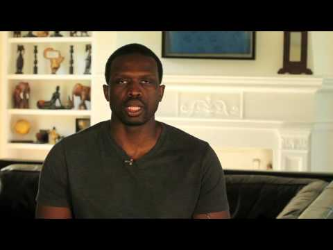 Support South Sudan - Luol Deng