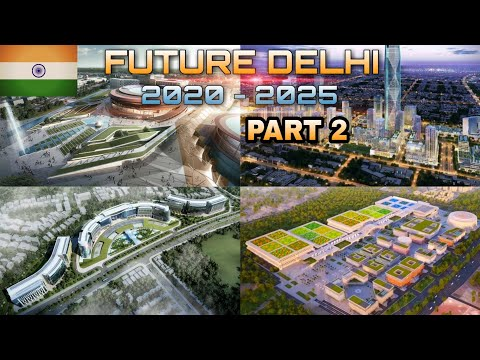 Future Delhi Part 2 ( Residential And Commercial Projects )