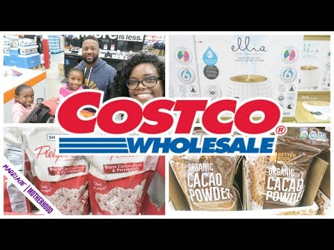 🚨 NEW COSTCO HAUL NOV 2019 // Costco Grocery Haul And SHOP WITH ME