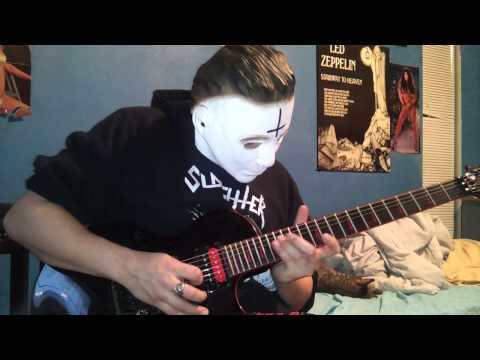 Cannibal Corpse Return To Flesh COVER(SOLOS INCLUDED)