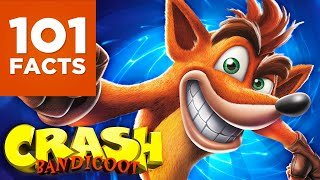 101 Facts About Crash Bandicoot