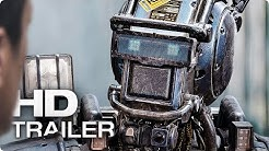CHAPPIE Trailer 2 German Deutsch (2015)