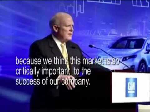 General Motors Has Become China Motors