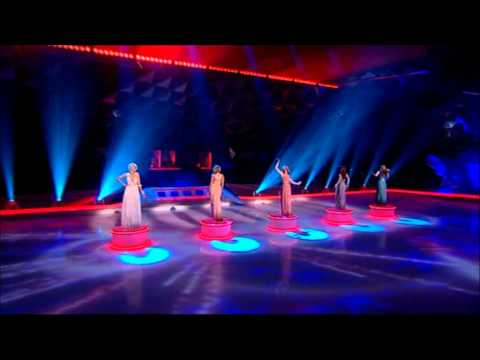Generate Girls Aloud - Untouchable (Live @ Dancing On Ice 15/03/2009) Images