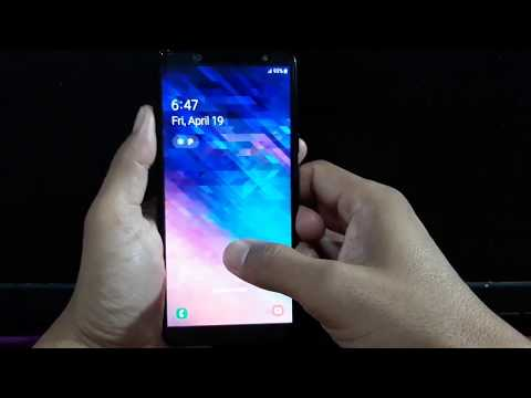 OTA Update Samsung Galaxy A6 2018 SM-A600G To Android 9 Pie