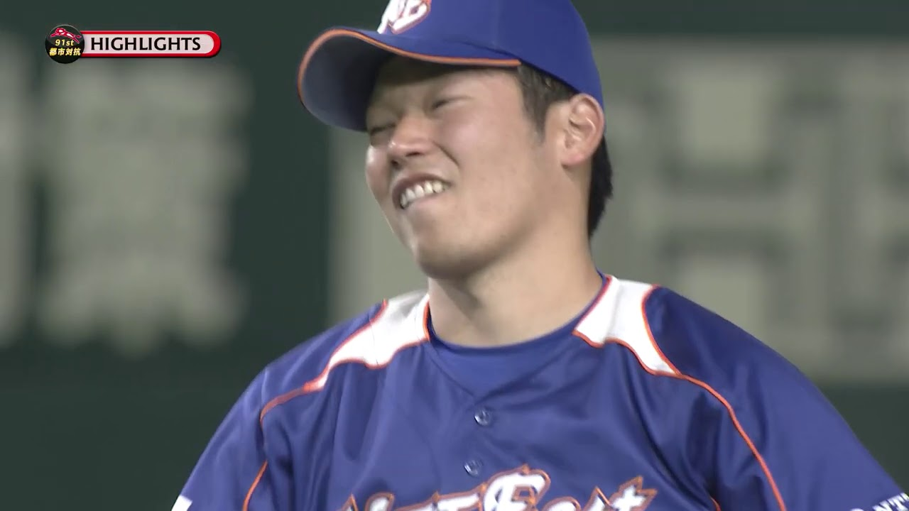 第91回都市対抗野球大会 12月3日 決勝 狭山市 Honda×東京都 NTT東日本 試合ハイライト