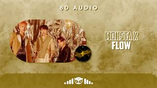 8D | MONSTA X (몬스타엑스) – FLOW | USE HEADPHONES |