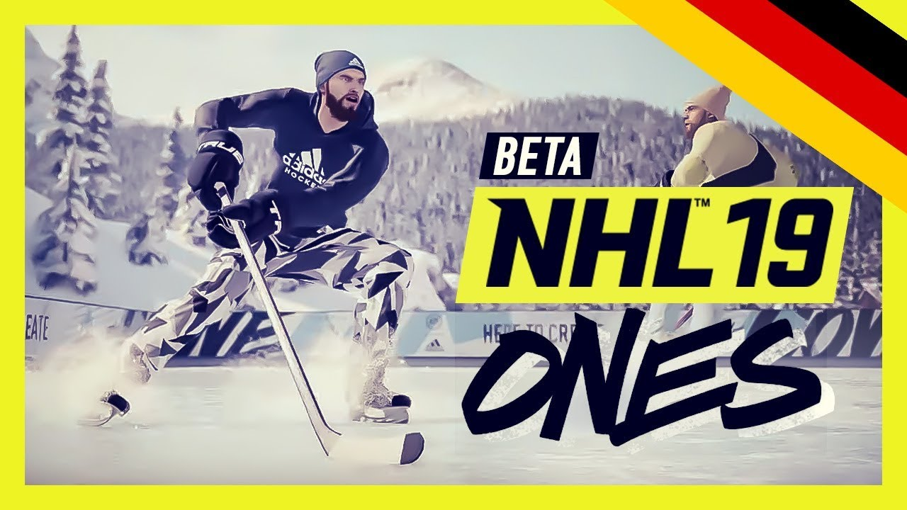 NHL 19 Beta - ONES (World of CHEL)  58032d1a4
