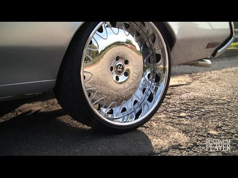 OLDS 442 on 24 INCH RUCCI- COME DOWN SUNDAY CLEVELAND