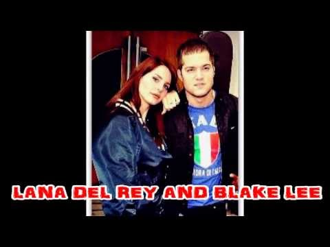 Lana Del Rey and Blake Lee Lucky Ones