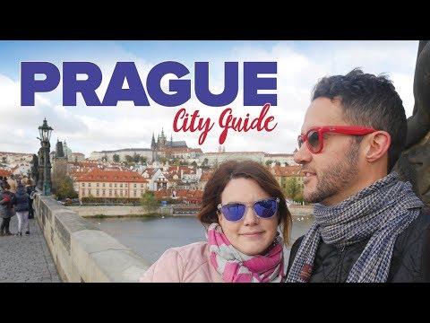 PRAGUE City Guide - Where to eat and What do do.