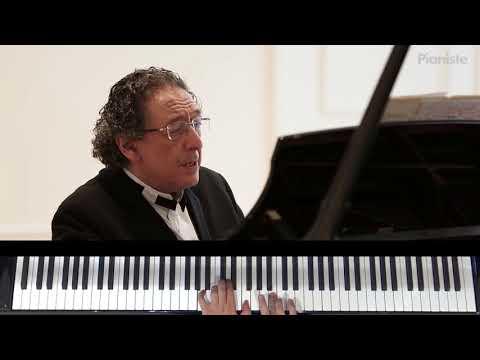 Jean Marc Luisada interprète la Mazurka n°4 Op.17 de Chopin