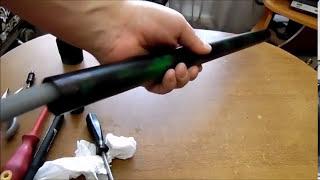 Як вийняти редуктор з резервуара гвинтівки ВЛ -12