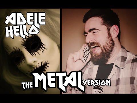 Adele - Hello (The Metal Version)