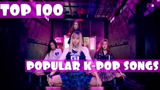 [TOP 100] MOST POPULAR K-POP SONGS OF 2016 (SEPTEMBER)