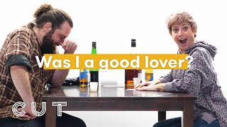 An Ex Couple Plays Truth or Drink | Cut