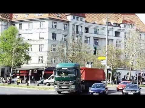 Theodor Heuss Platz Berlin Westend