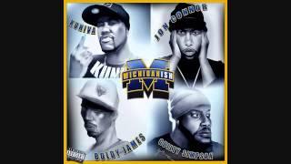 Kuniva - Michiganish (Feat. Jon Connor, Boldy James & Guilty Simpson)