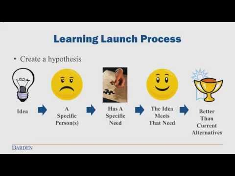 Learning Launch Tool