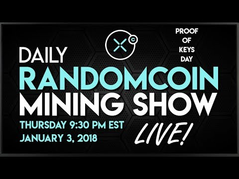 RandomCoin Mining Show LIVE! ⛏ - X-CASH (XCA) - Cryptonight_v8