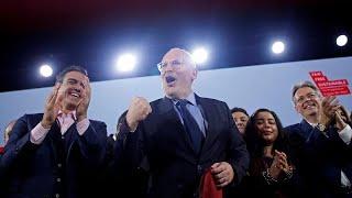Timmermans candidato dei socialisti alla Commissione Europea