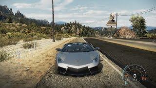 NFS: Hot Pursuit(2010): Freedrive: Lamborghini Reventon