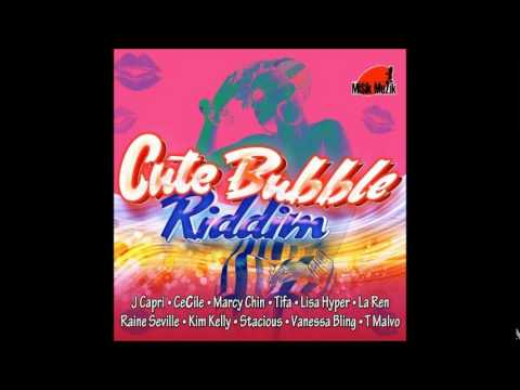 CUTE BUBBLE RIDDIM MIXX BY DJ-M.o.M