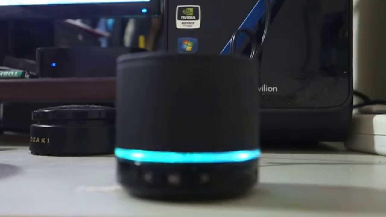Beats藍芽喇叭 S11 - YouTube