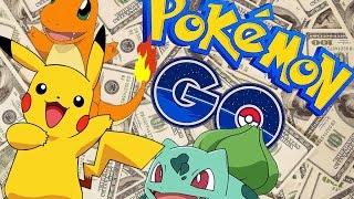 КАК ЗАРАБОТАТЬ НА POKEMON GO В ИНТЕРНЕТЕ ? pokemooon-go