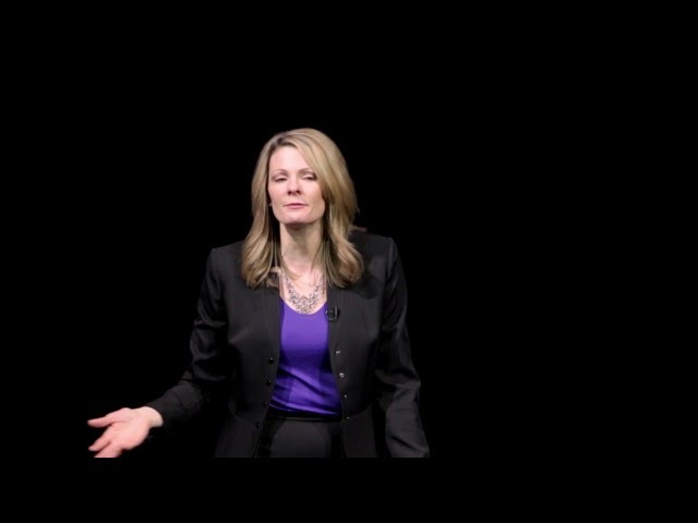 Speaker Angela Gaffney: Why are you doing what your doing?