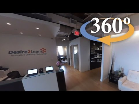Tour the software developer D2L (360 Video)