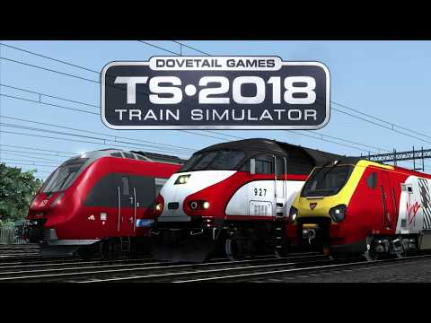 Train Simulator 2018 official trailer