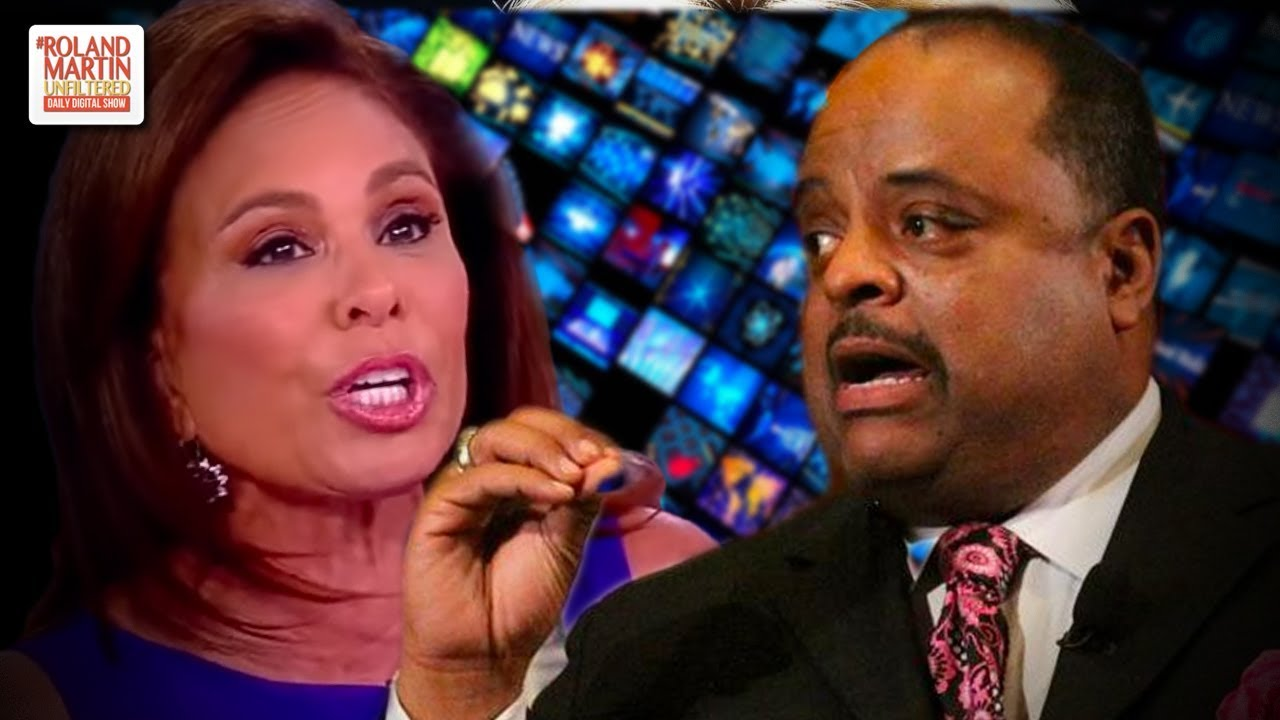Roland Takes Jeanine Pirro To School Over Her Assertion That Civil War Was Fought To End Racism