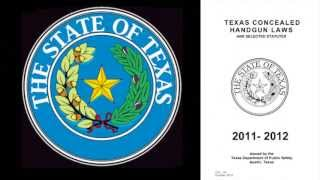 2013 Texas Gun Law Changes