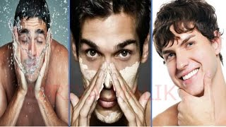 DAILY MEN'S SKINCARE ROUTINE ~ FOR ALL SKIN TYPES || GET CLEAR SKIN, GLOWING SKIN, SPOTLESS SKIN