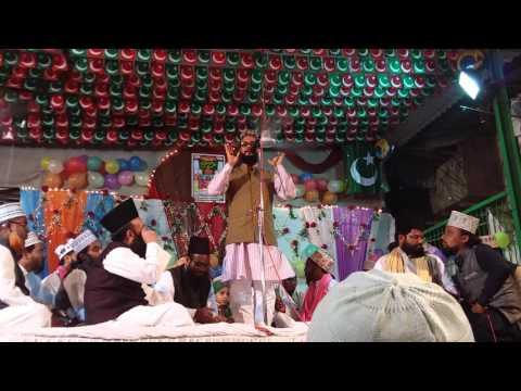 Ghar Ghar Ujala By Shamim Faizi Latest New Bhojpuri Naat 2016 In Antophill Wadala Mumbai HD1080p.