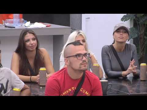 Zadruga 2 - Dorotea, Savo i Lepi Mića odgovaraju na intrigantna pitanja - 23.06.2019.