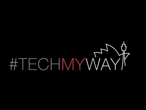 2015 #TECHmyway livestream live in Sydney Australia