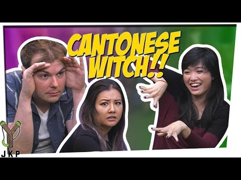 BLACK MAGIC | The Cantonese Witch's Riddle? ft. Steve Greene & Nikki Limo