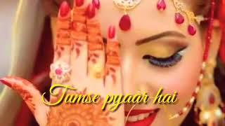Dekhiye Kis Kadar Humko Tumse Pyar Hai💞💓 romantic love whatsapp status video