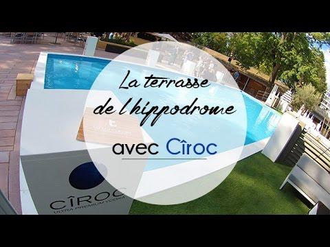 La Terrasse De L Hippodrome 2015 Avec Cîroc Jus Jus