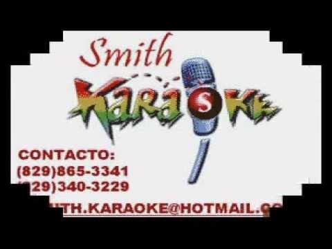CAMBOY ESTEVEZ MI CALLES TRISTE SMITH KARAOKE
