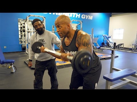 Training Fundamentals With Charles Glass - Pt. 4 Arms